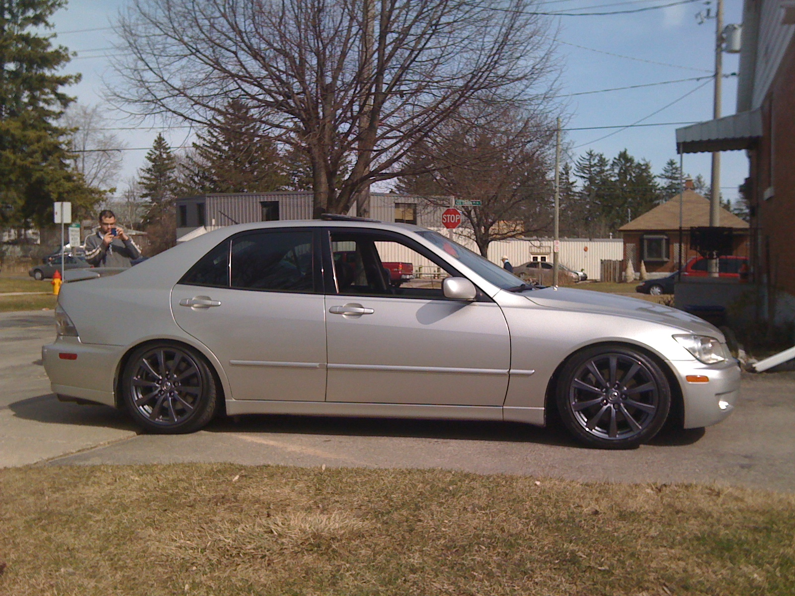 Is300 Lowering And Improving Pics Thread Page 2 Lexus Is Forum