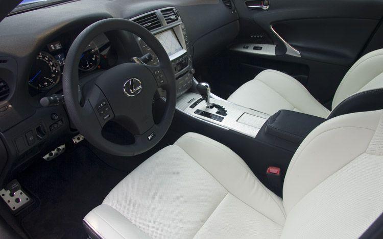 2008 Lexus Is F Eu Version. Lexus IS F among Motor Trend#39;s