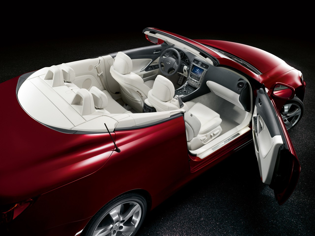 Click image for larger version name 17_lexus_is250c_press jpg views 20440 size 207 2