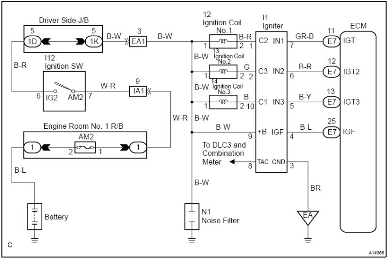 is ecu wiring diagram is image wiring diagram 2001 ecu pinout tach to meter lexus is forum on is300 ecu wiring diagram