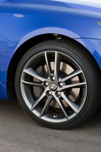 Lexus Is250 Black Wheels. Lexus Is F Wheels.