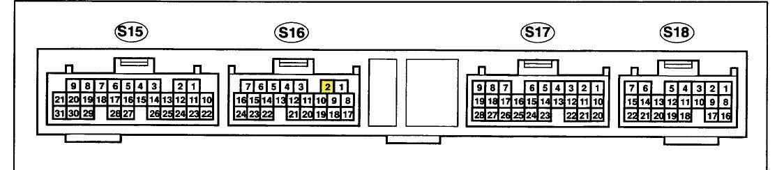 Diy auto to manual wiring (reverse lights & speedometer) lexus on vitz ecu wiring diagram 03 4Runner Stereo Wiring Diagram 1999 Toyota 4Runner Wiring Diagram