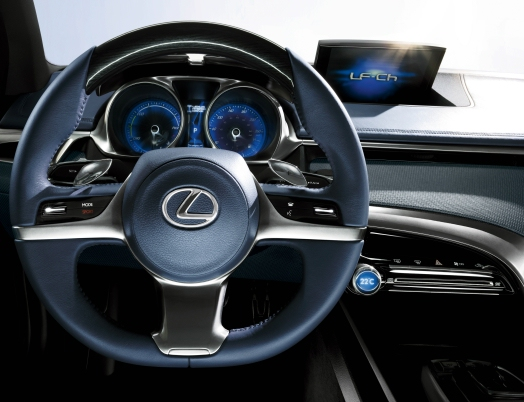 Lexus' smallest-ever (but filled with big ideas) concept car, the LF-Ch-c_premium_15-prv.jpg