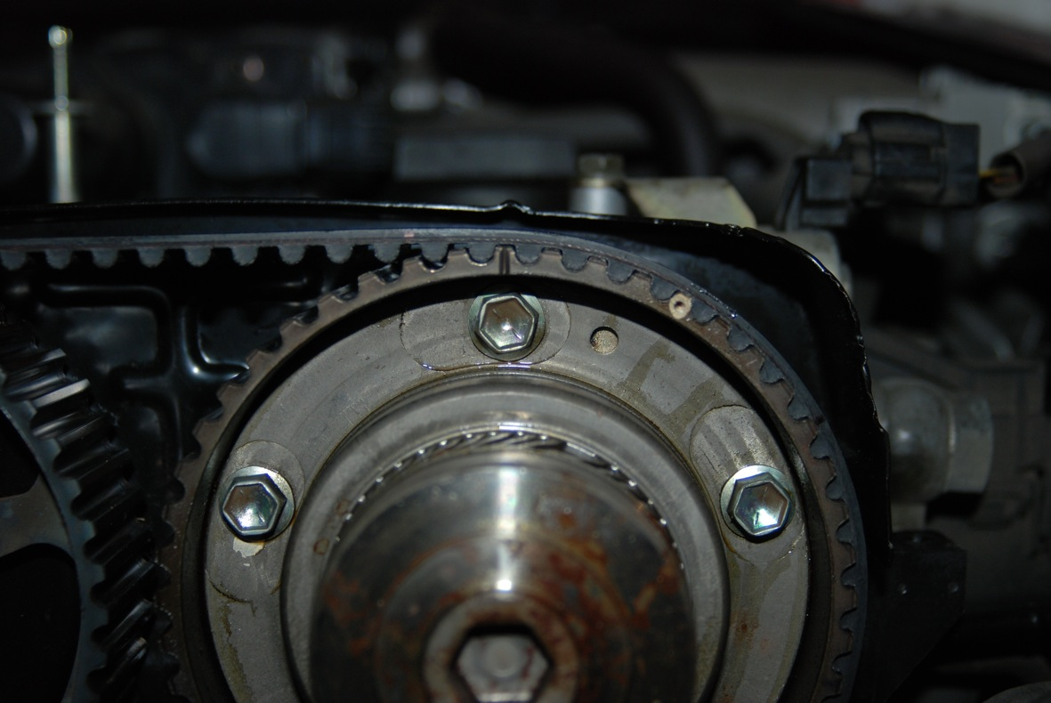 D Car Doesnt Run Right After Timing Belt Change Dsc
