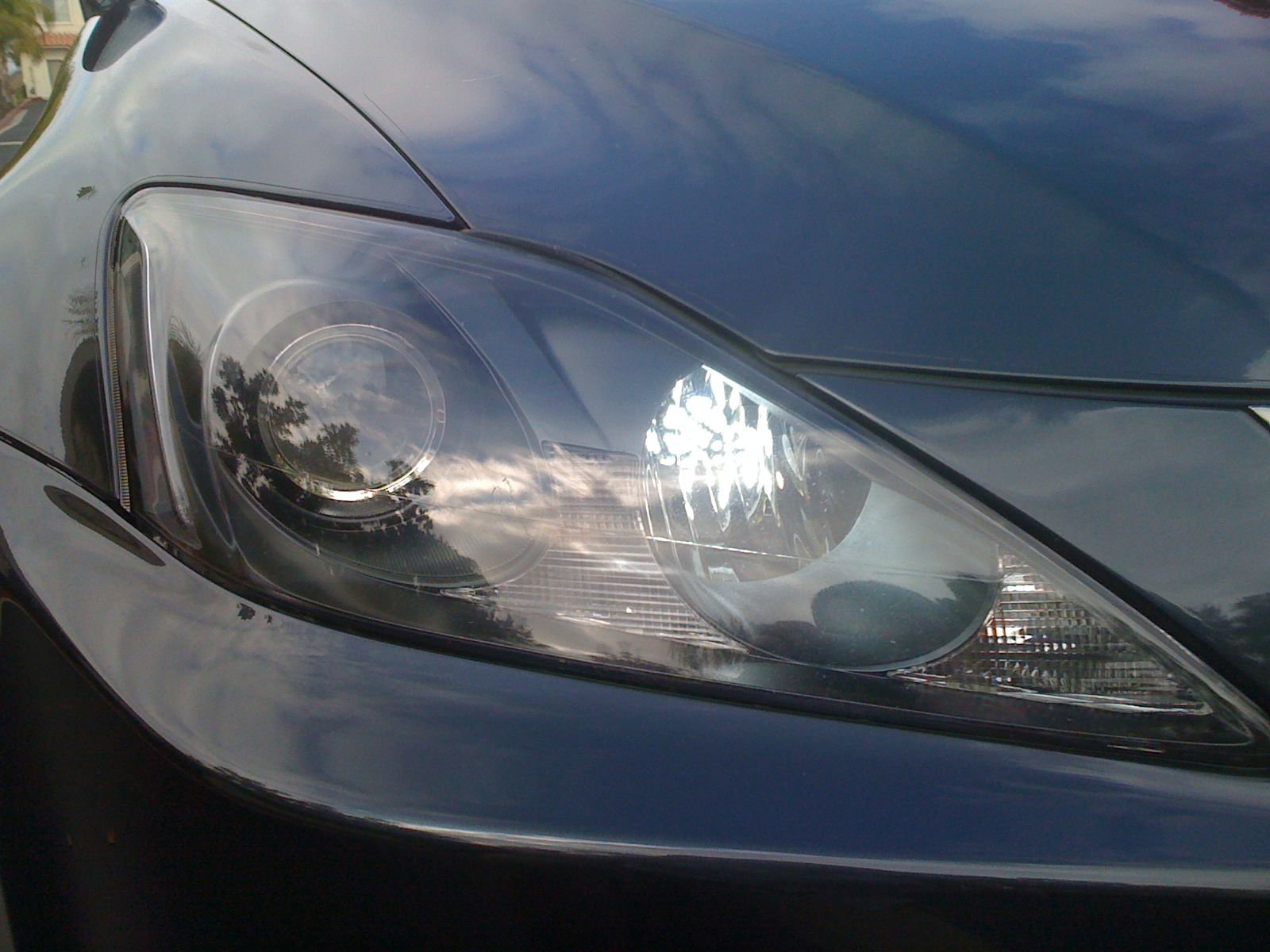 dimming youtube watch lexus drl headlight function led
