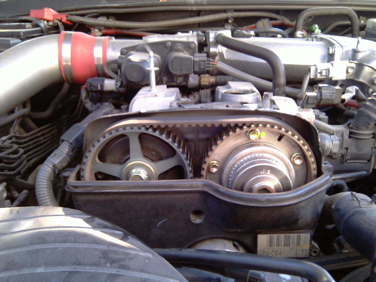 Help* loud engine tapping noise - Lexus IS Forum