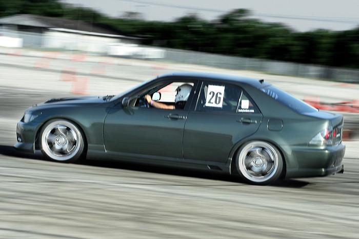 The new IS300 Drift King - Lexus IS Forum