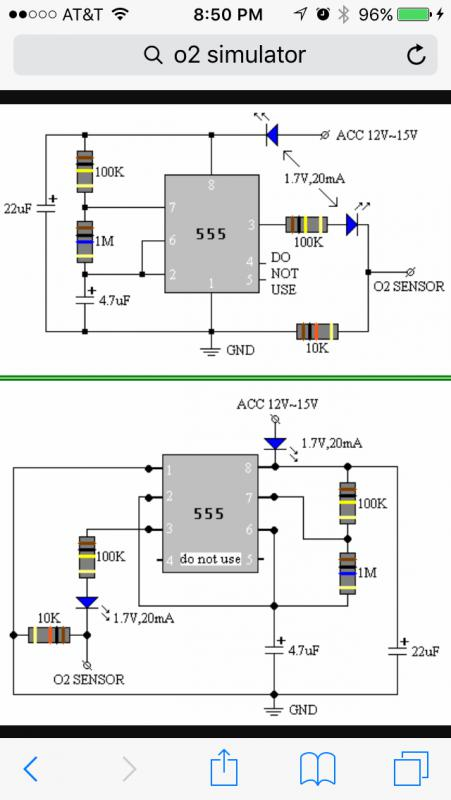 return of the 02 simulator?! lexus is forum Ford Oxygen Sensor Location Diagram at Token Solutions O2 Delete Wiring Diagram