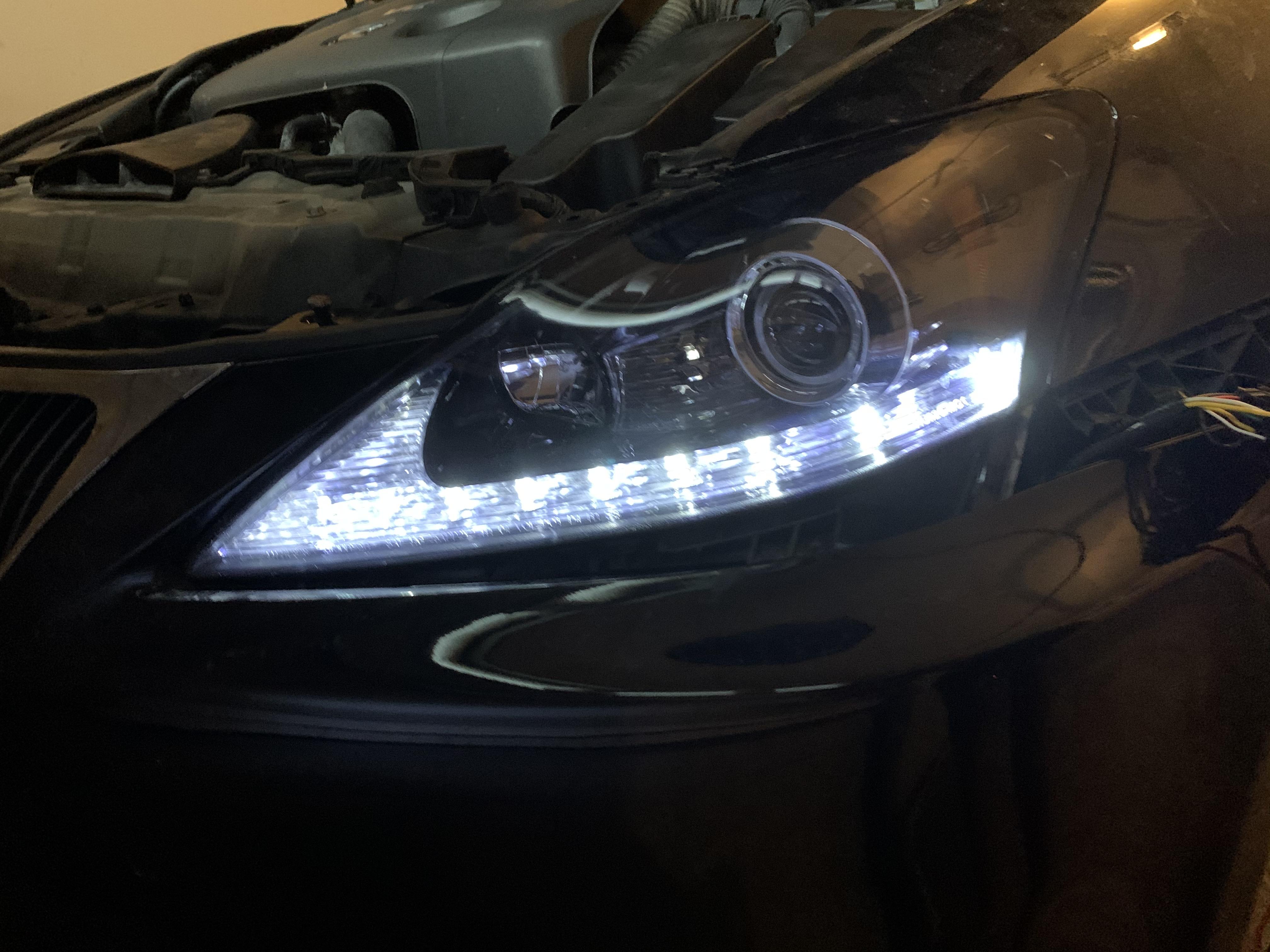 Anyone got a headlight wiring diagram??! | Lexus IS ForumLexus IS Forum