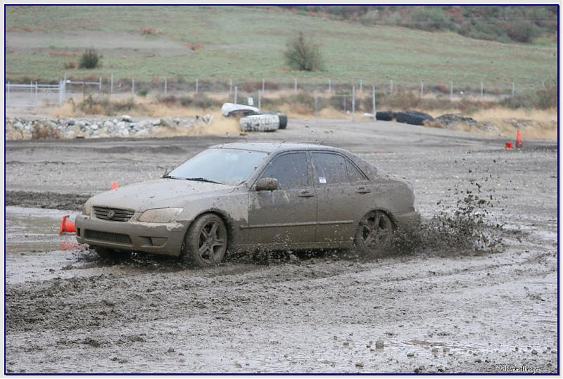 Rally cross IS300 - Lexus IS Forum