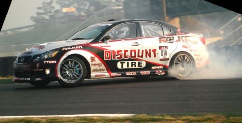 discount tire. the Discount Tire/Falken