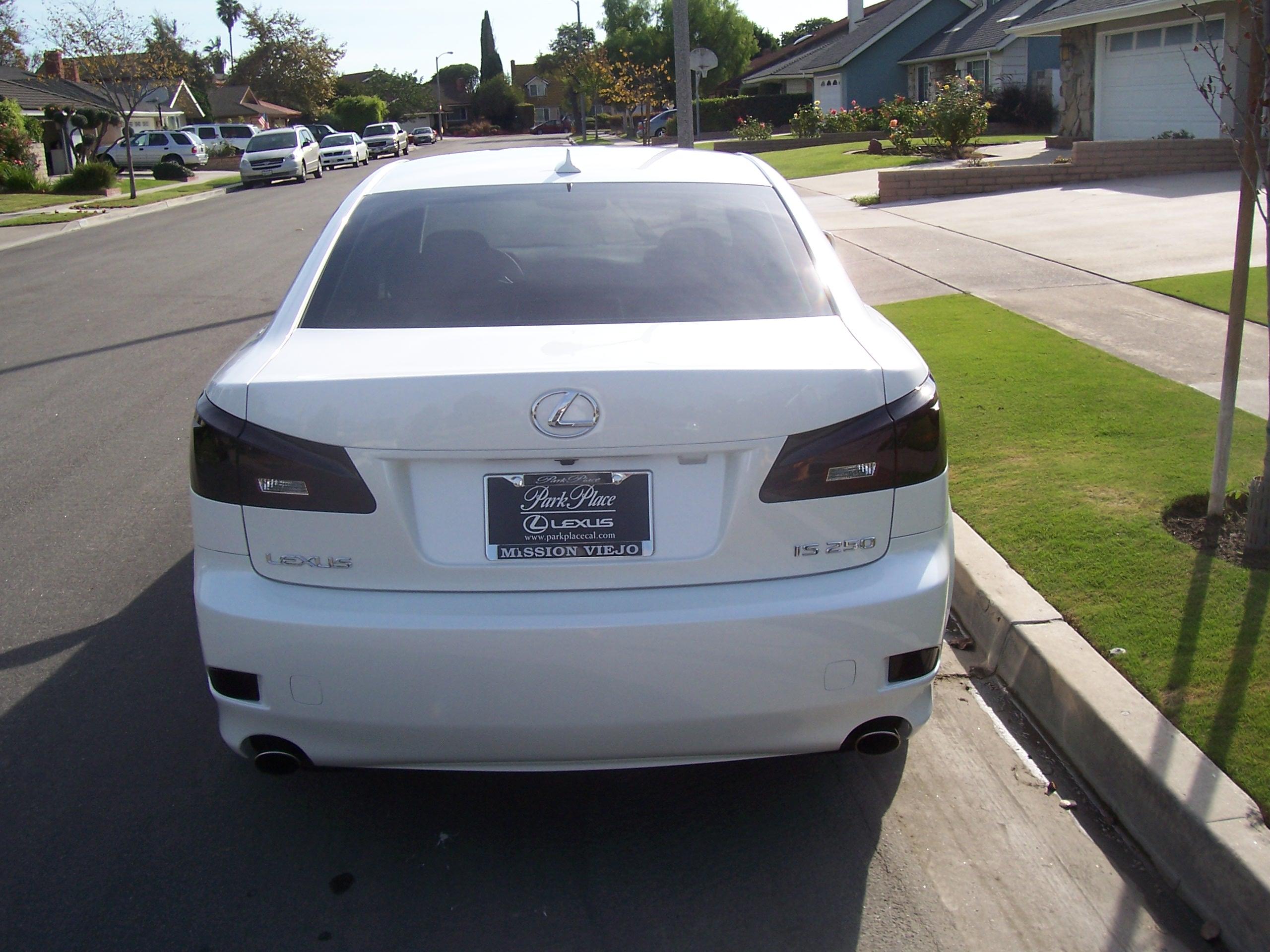 series smoked lights car com shanes i polishing garage tail light tech