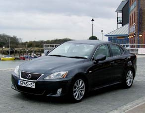 Exceptional Lexus IS 250 SE Manual