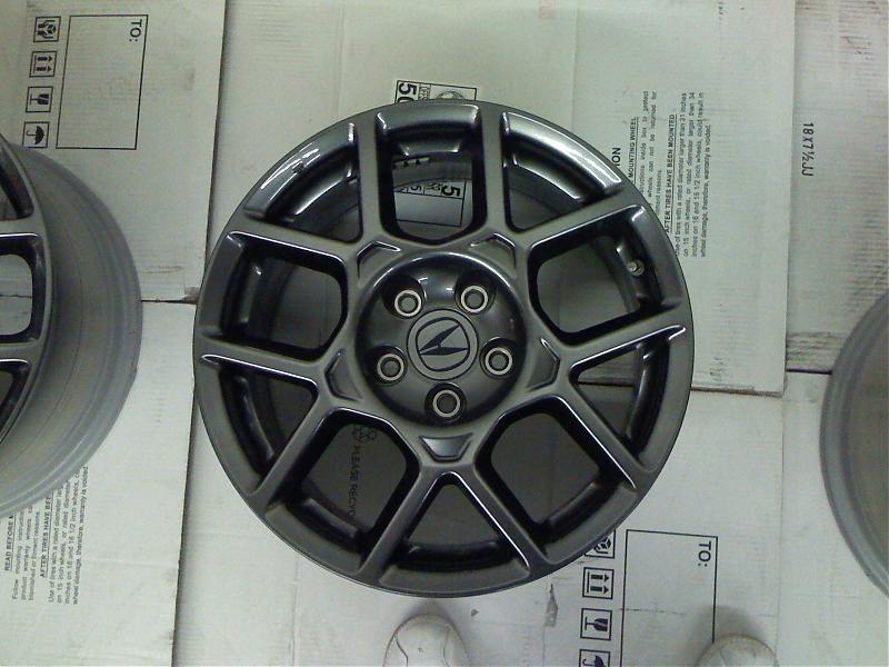 TL TypeS Wheels On A Sportx Lexus IS Forum - Acura type s rims