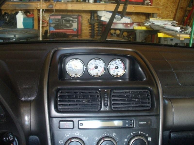 is300 boost gauge