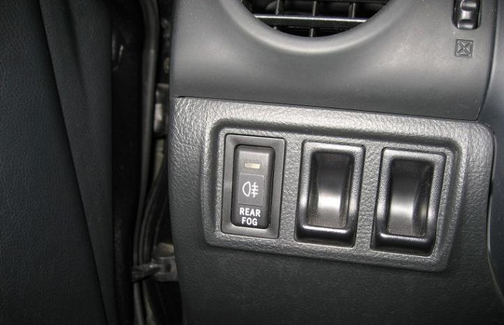 Rear Fog lamp switch part Lexus IS Forum – Lexus Is300 Fog Light Wiring Diagram