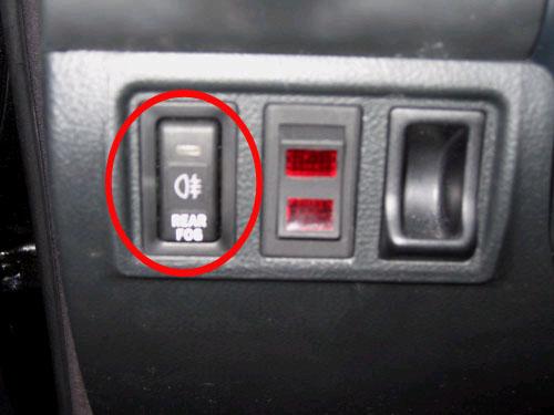 Rear Fog Mod Lexus IS Forum – Lexus Is300 Fog Light Wiring Diagram