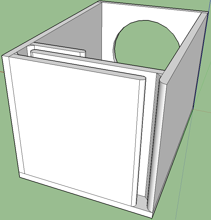is300 trunk subwoofer box designs (with pics) - Lexus IS Forum