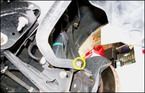 Install: TRD Race Sway Bars - Lexus IS Forum