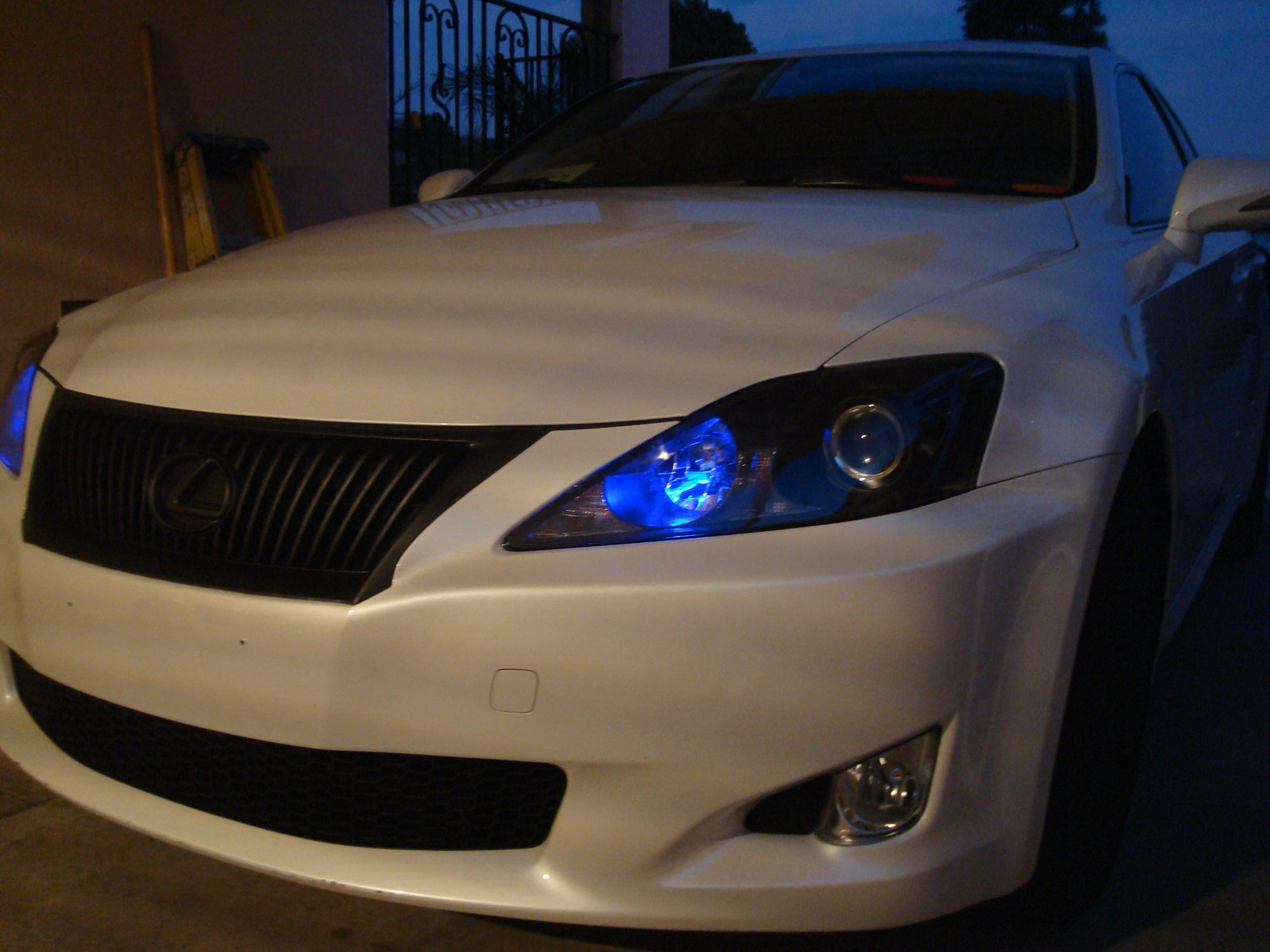 in img lexus what headlights topic forum the lens headlight is for orange