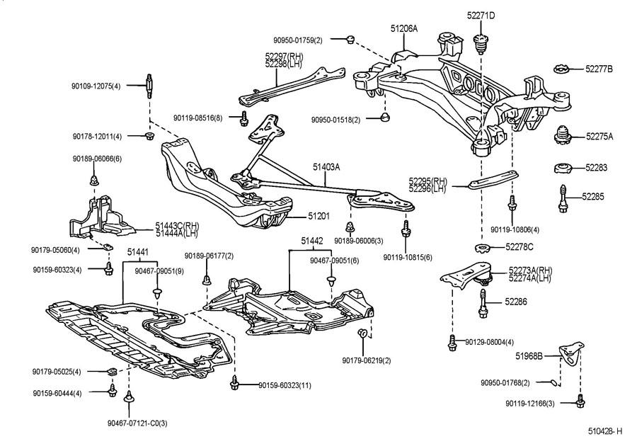 2002 engine under cover hardware help needed lexus is forum lexus is300 engine diagram  lexus es300 engine diagram click image for larger version name under engine cover 03 jpg views 351