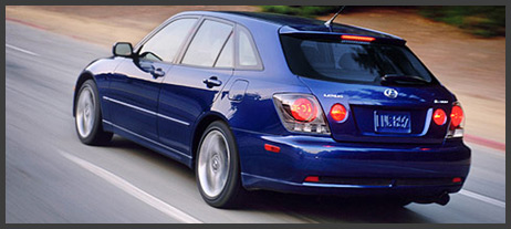 D Lexus Is Sportcross Unintentional Exotic Vc Cpois Sportcross
