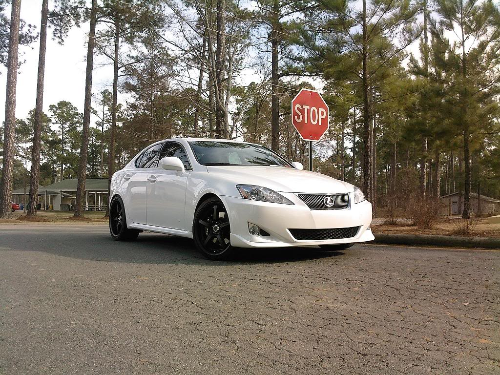 Lexus Is Forum View Single Post 2010 Is250 Black Rims