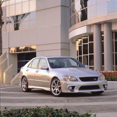 2001 2005 Is300 Definitive Changes List Lexus Is Forum