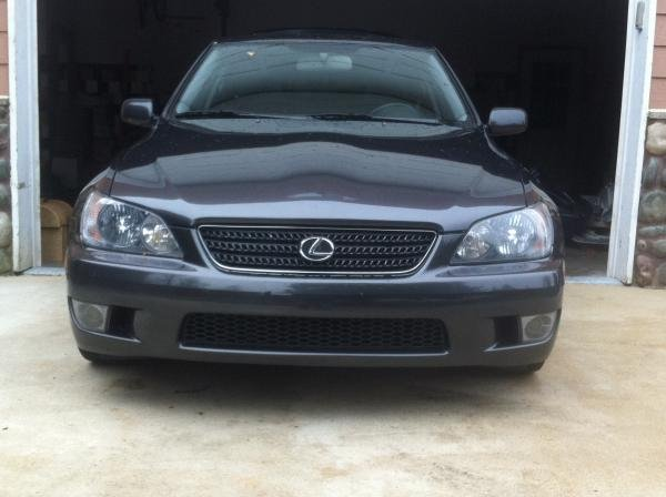 Showcase cover image for Rus_28's 2004 Lexus is300