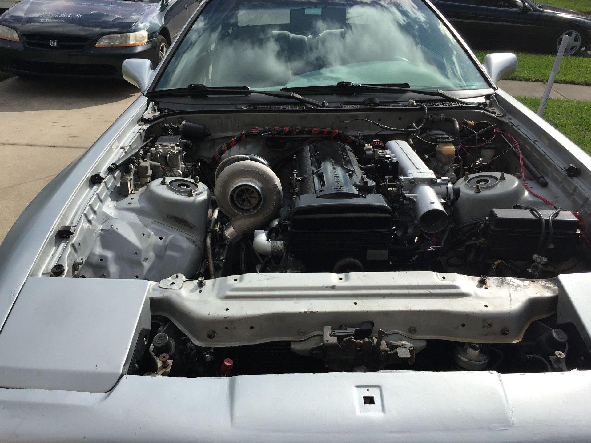 Single IS300 GTE VVTI Build | Lexus IS Forum