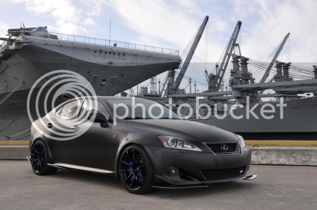 Custom F-sport IS350 | Lexus IS Forum