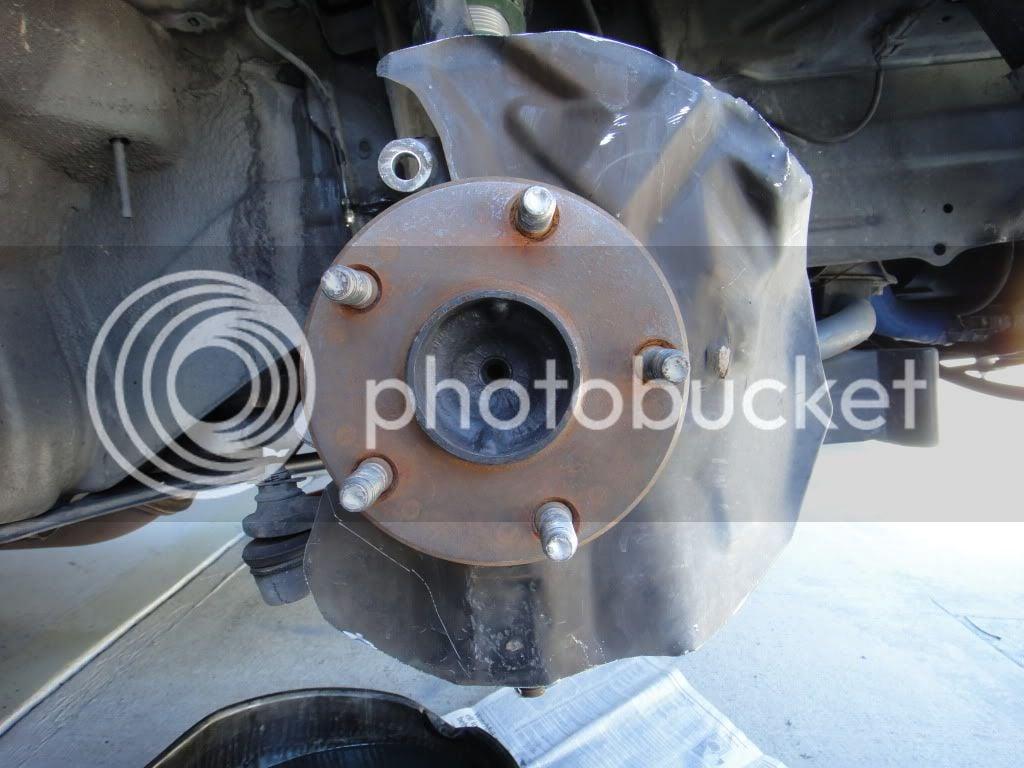 DIY: LS400 Caliper Install | Lexus IS Forum