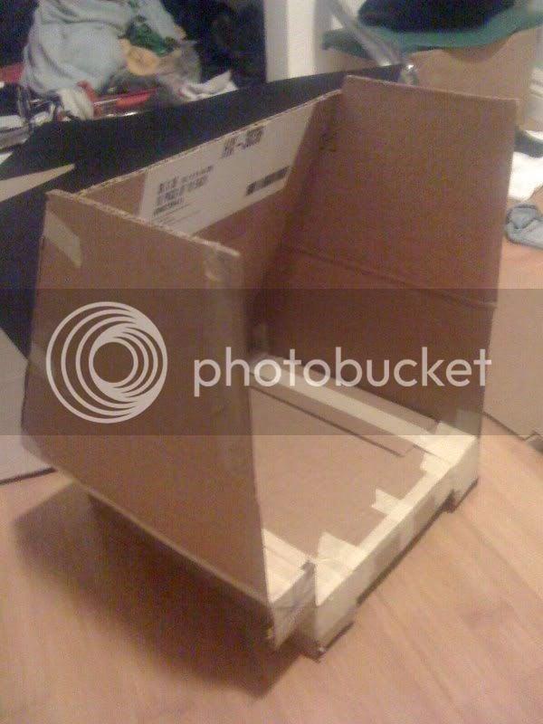 How To Build A Sub Box >> My Custom Sub Box Build Lexus Is Forum
