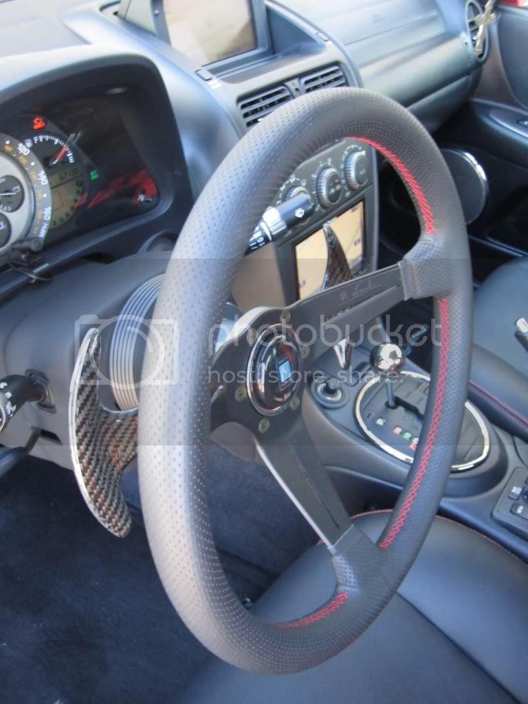 paddle shifters   Lexus IS Forum