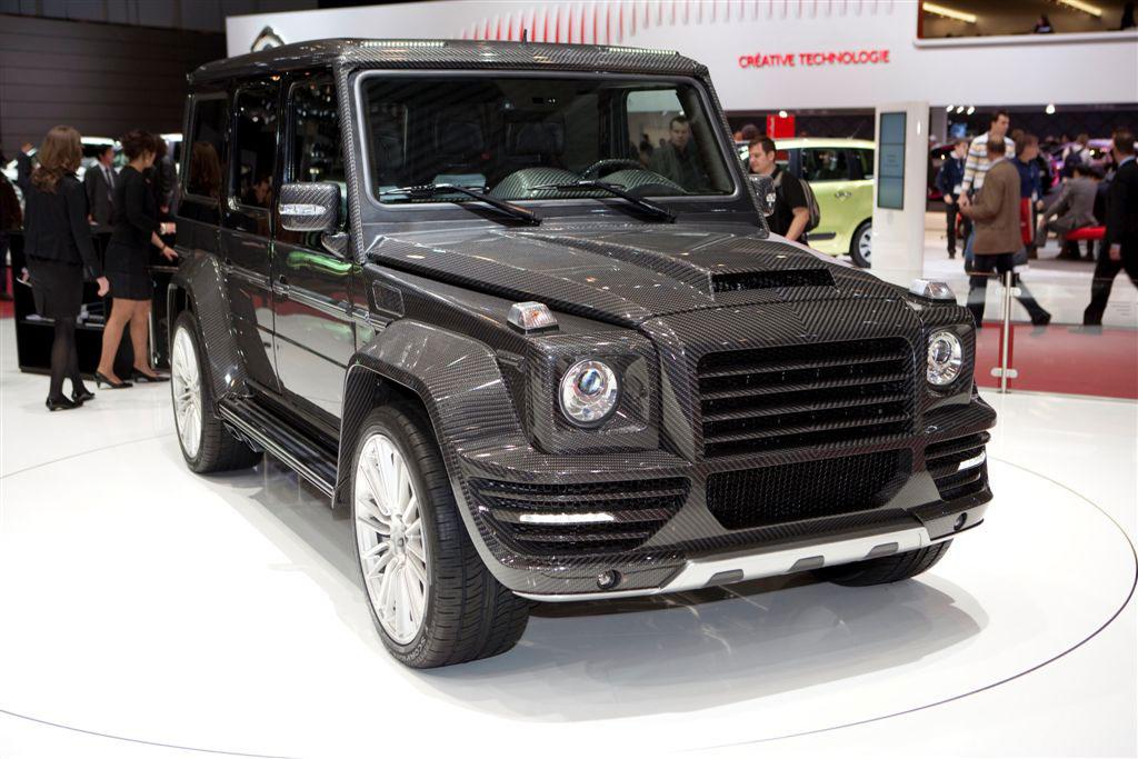 Carbon fiber G55 - SLR powered   Lexus IS Forum